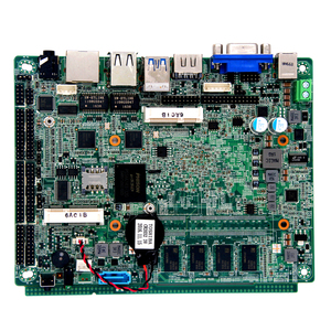 2017 new Onboard Apollo Lake motherboard with EDP supports CPU N3350 for for mini PC OEM Factory