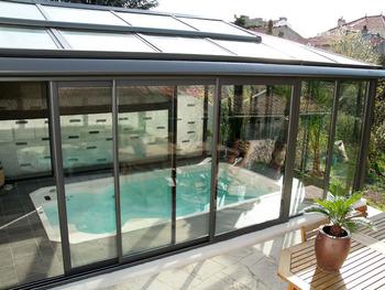 Wohn Balkon Veranda Glas Buy Balkon Veranda Glas Abdeckung Balkon