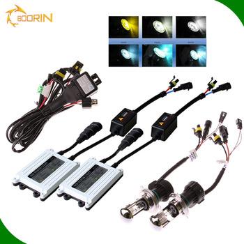 hid headlights slim ballast hid kit 35w/55w/75w/100w kensun hid xenon