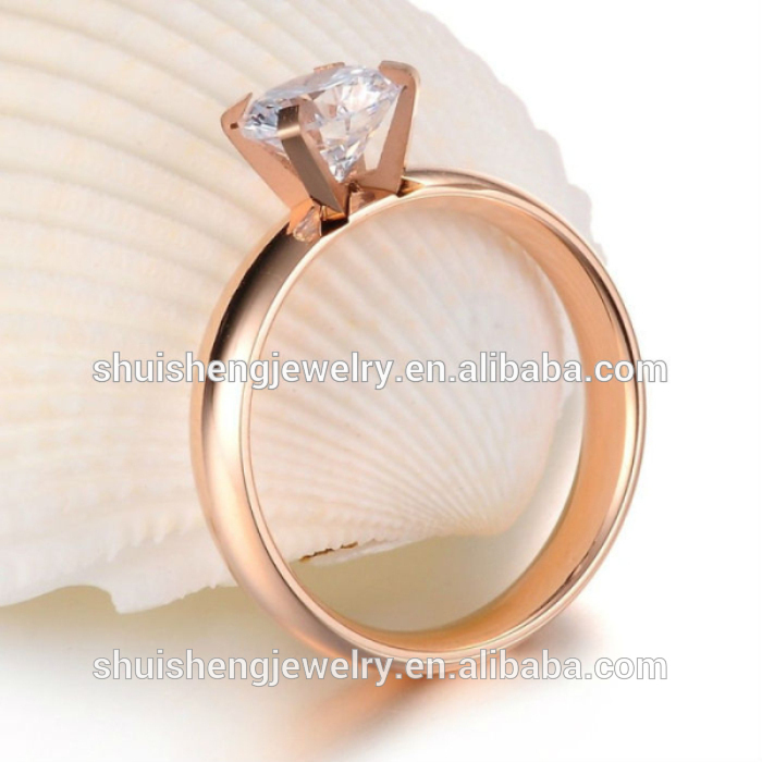 Stainless Steel New Design Best Quality Rose Gold Ladies Finger ...