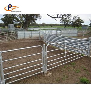 Hinge Joint Cattle Panel Fencing /Horse Hurdles/Yard Panel