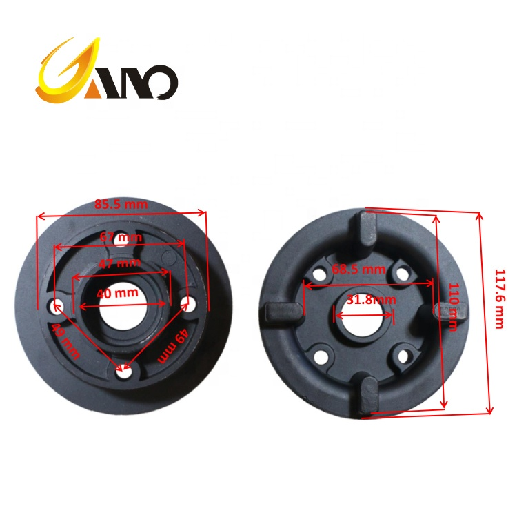 Back To Search Resultsautomobiles & Motorcycles Front Wheel Brake Disc Rim Hub Fit For China Atv 110cc 125cc 150cc 200cc 250cc Quad Bike Scooter Parts Great Varieties Atv,rv,boat & Other Vehicle