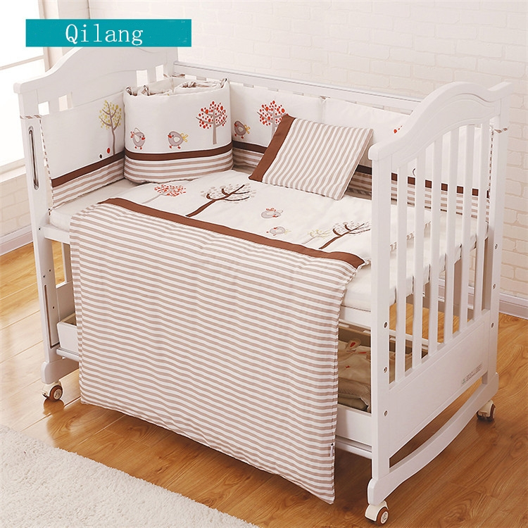 bears teddy sets baby bedding set bumper girls cribs bear with piece large bundle crib included products