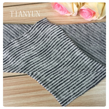 High Garde Delicate Rayon Polyester Spandex Cross Dyed Knit Fabric For Dress