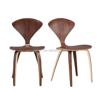 Restaurant Furniture Cherner Chair Bent Plywood Dining Chair Modern - Cherner dining table