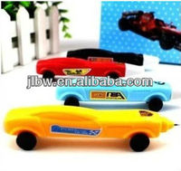 escrow novelty pen racing toy car pen for children