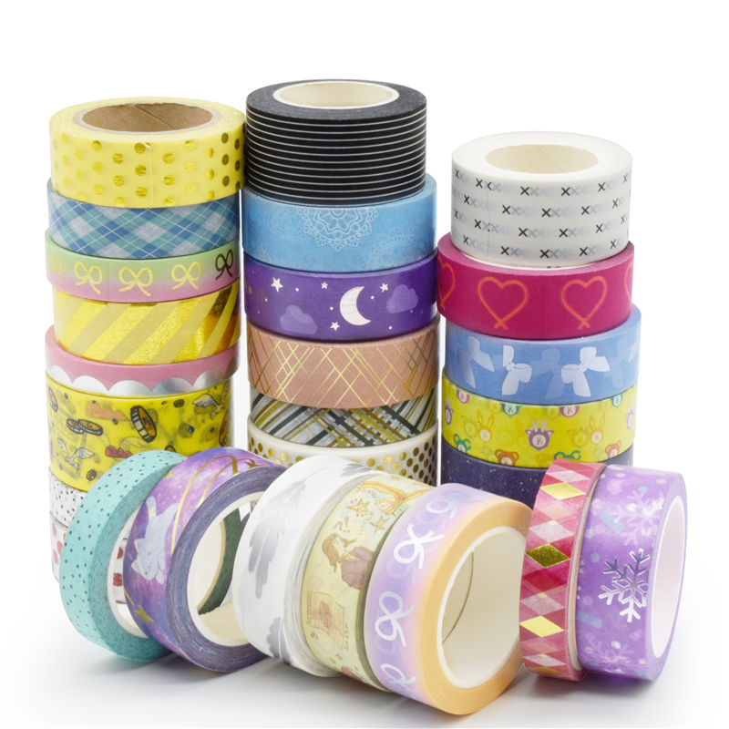 Cute Customized Personalized Printed Washi Duct Tapes For Arts Craft Project Diy Buy Cute Duct Tape Customized Duct Tape Personalized Duct Tape