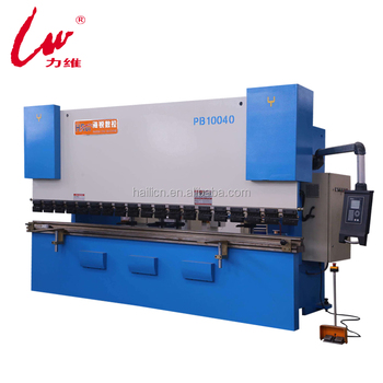 Electro-hydraulic Synchronous Cnc Press Brake - Buy Manual Press Brake  Machine,Bending Press Machine,Cnc Simple Press Brake Machine Price Product  on