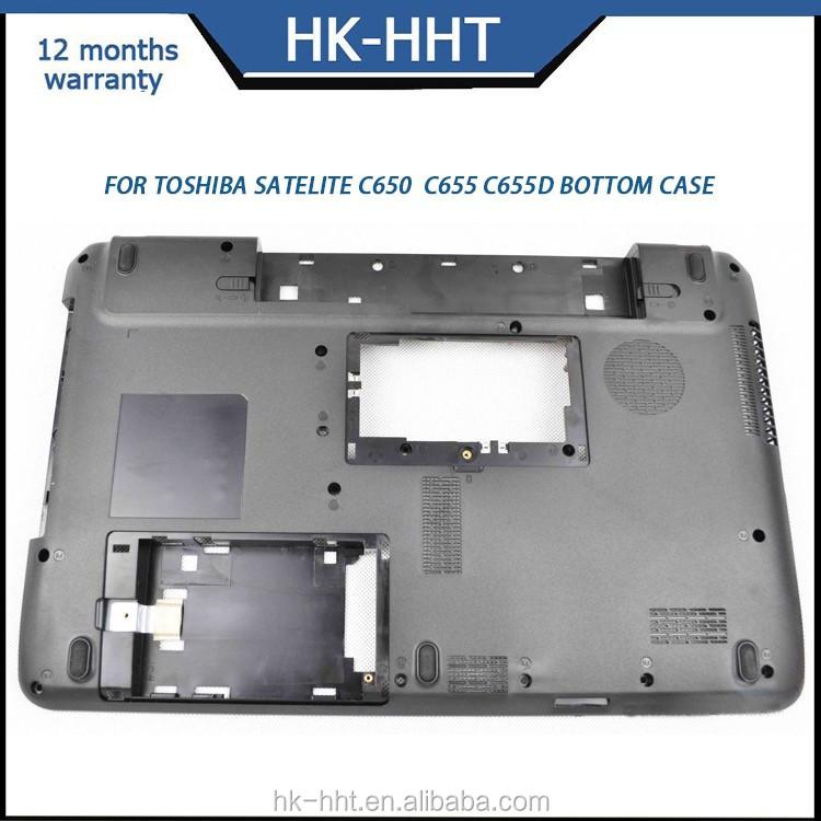 New Original Bottom Base Case For Toshbia C650 C655D Whit USB  V000221100