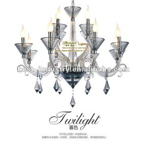 2012 new arrival CE&UL led chandelier with wholesale price,by Meerosee Manufacturer