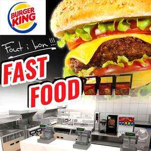 2018 Hot Sale One-Stop Solution Fast Food KFC Mcdonalds Restaurant Kitchen Equipment