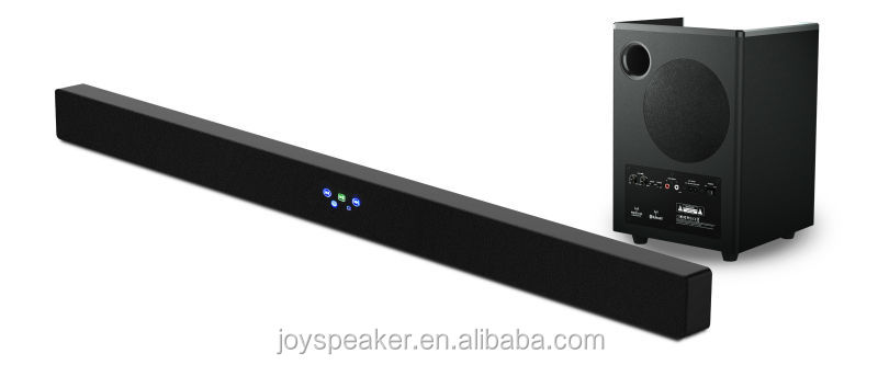 speakers for tv. 5.1 ch home theater wireless speakers of tv sound bar with external subwoofer for led t