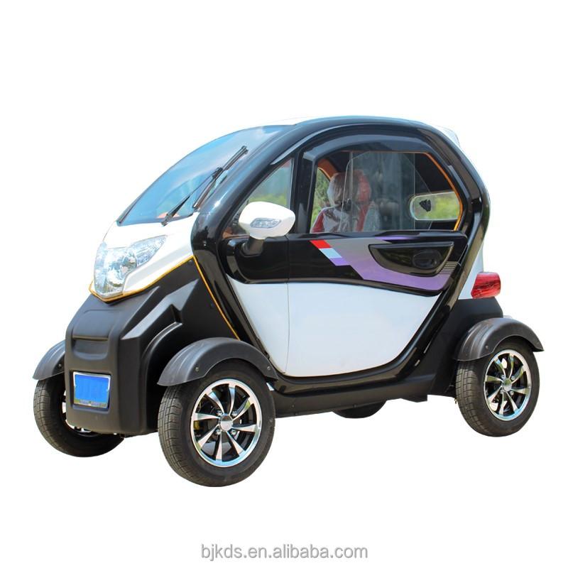 Factory 4 Wheel Drive Electric Car Accept Oem For Elderly Penger