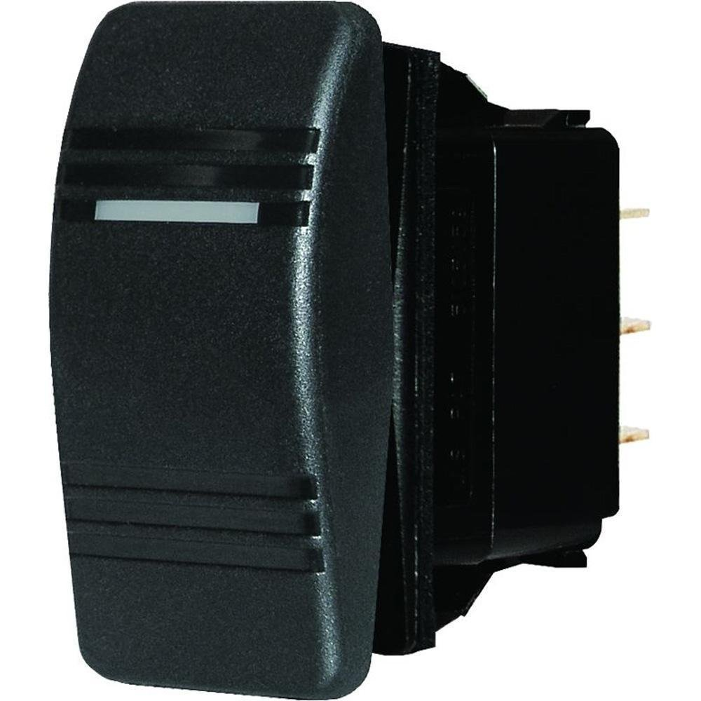 BLUE SEA SYSTEMS 8283 / Blue Sea 8283 Water Resistant Contura Switch - Black
