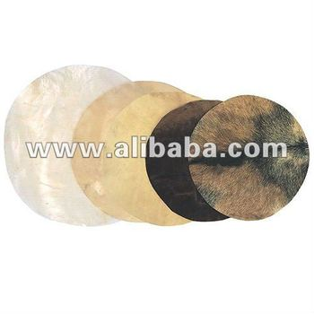 calf skin heads for drums buy calf skin head for drums product on. Black Bedroom Furniture Sets. Home Design Ideas
