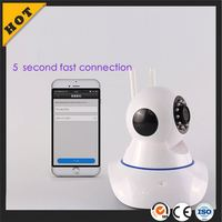 Surveillance security 960p easy motion detection ip camera hd wifi