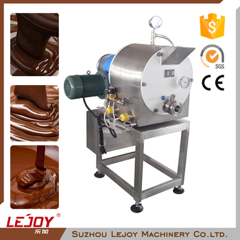 Factory Price New Automatic Chocolate Refiner for Small Business