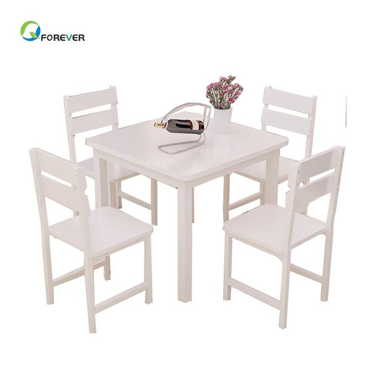 Small Apartment Dinning Table Set 6