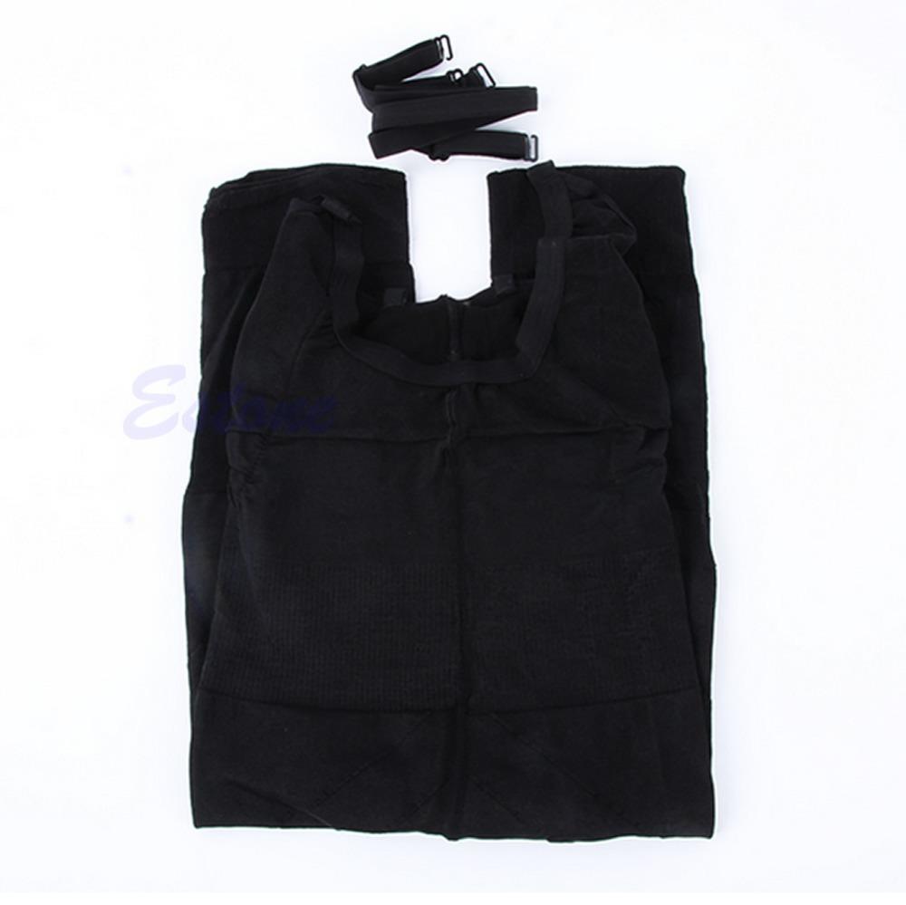 Сексуальный для похудения сжигать жир Spanx Shapewear пластика приталенный боди полный тело формирователь