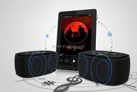 2015 new arrival Portable stereo Bluetooth Speakers with best sound quality.