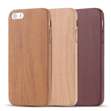 5 s Retro Vintage Wood Bambbo Pattern Leather PU Cases for iphone 5 5s Luxury Slim Back Cover Mobile Phone Protector Accessories