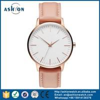 Wholesale Popular Shenzhen Timepiece Minimalist Watches With custom logo