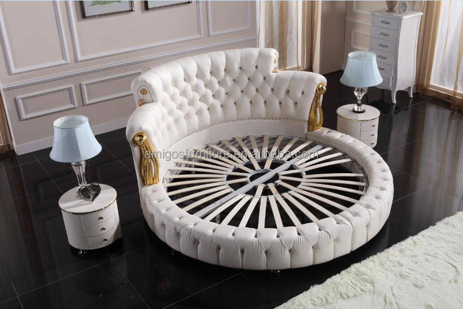 royal household leather hammock round bed buy italian. Black Bedroom Furniture Sets. Home Design Ideas