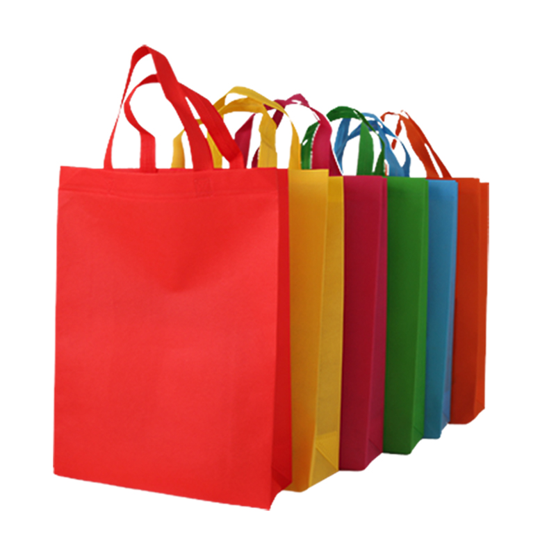 Eco-friendly cheap promotional shopping non woven bag