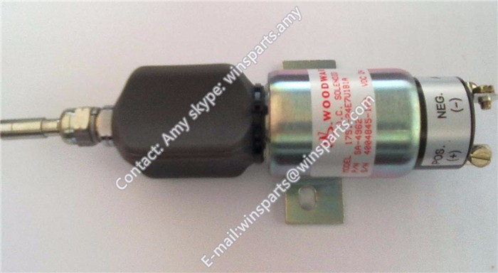 3921980 Flameout chuyển 24 v Dừng Solenoid