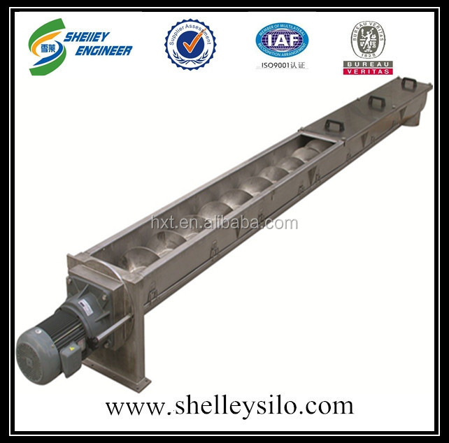 small grain augers for sales with best quality screw conveyor