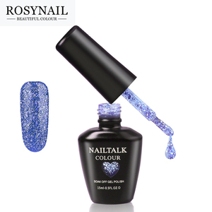 Guangzhou factory uv gel color glitter gel nail polish, high quality material nails gel best selling in usa