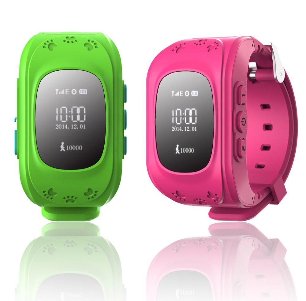 orologio gps tracker per i bambini e gps tracker guardare i bambini con  contapassi