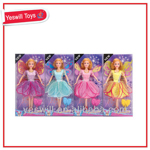 New flying fairy toy, 4 colors flying fairy doll