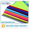 Polypropylene spunbond nonwoven fabric for home textile like car seat