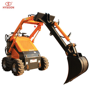 HYSOON high quality digger attachment for loader