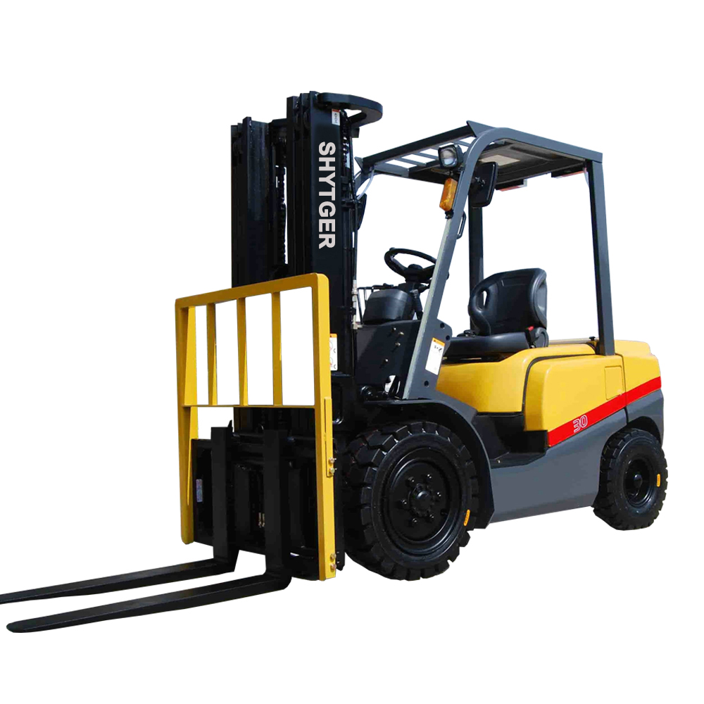 China brand 3Ton Diesel Forklift Steering Axle on sale