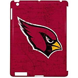 NFL Arizona Cardinals iPad 2&3 Lite Case - Arizona Cardinals Distressed Lite Case For Your iPad 2&3