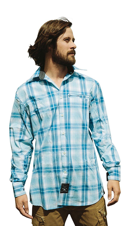 Dolly Varden Outdoor Clothing Mens Roaring Fork Shirt 1000