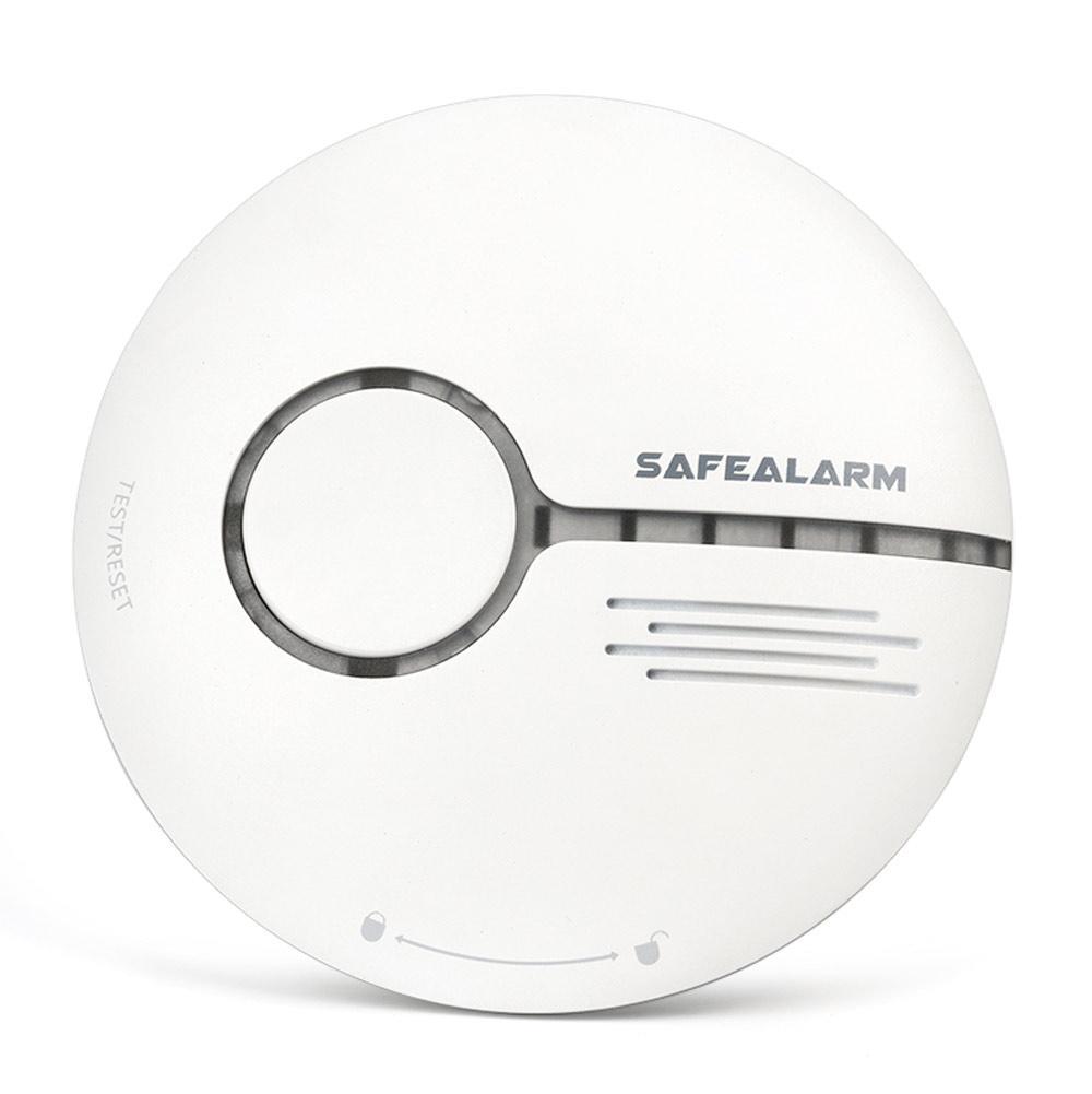 S082Q 새로운 디자인 경쟁력있는 가격 사용자 정의 OEM 홈 무선 연기 감지기 제조