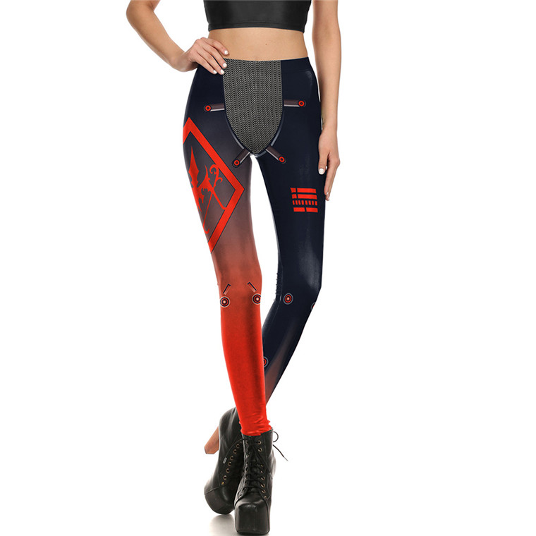 Custom 88 Polyester 12 Spandex Leggings
