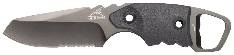 Gerber Epic Knife, Serrated Edge, Drop Point [30-000176]