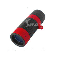 SRATE Distance Measuring Smart Monocular Scope 7X18mm monocular telescope with Reticle