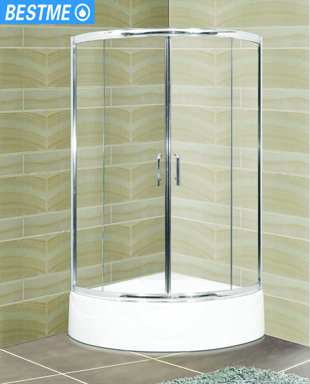 Acrylic Shower Doors, Acrylic Shower Doors Suppliers and ...