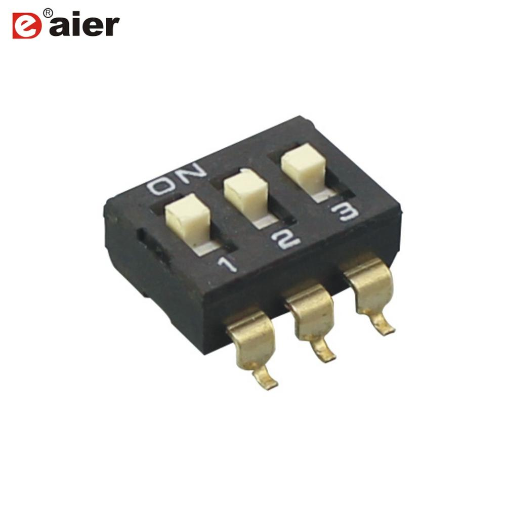 2 Position Mini Electric Slide Dip Switch