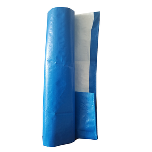 hdpe standard size tarpaulin rolls sheet with operated conveniently