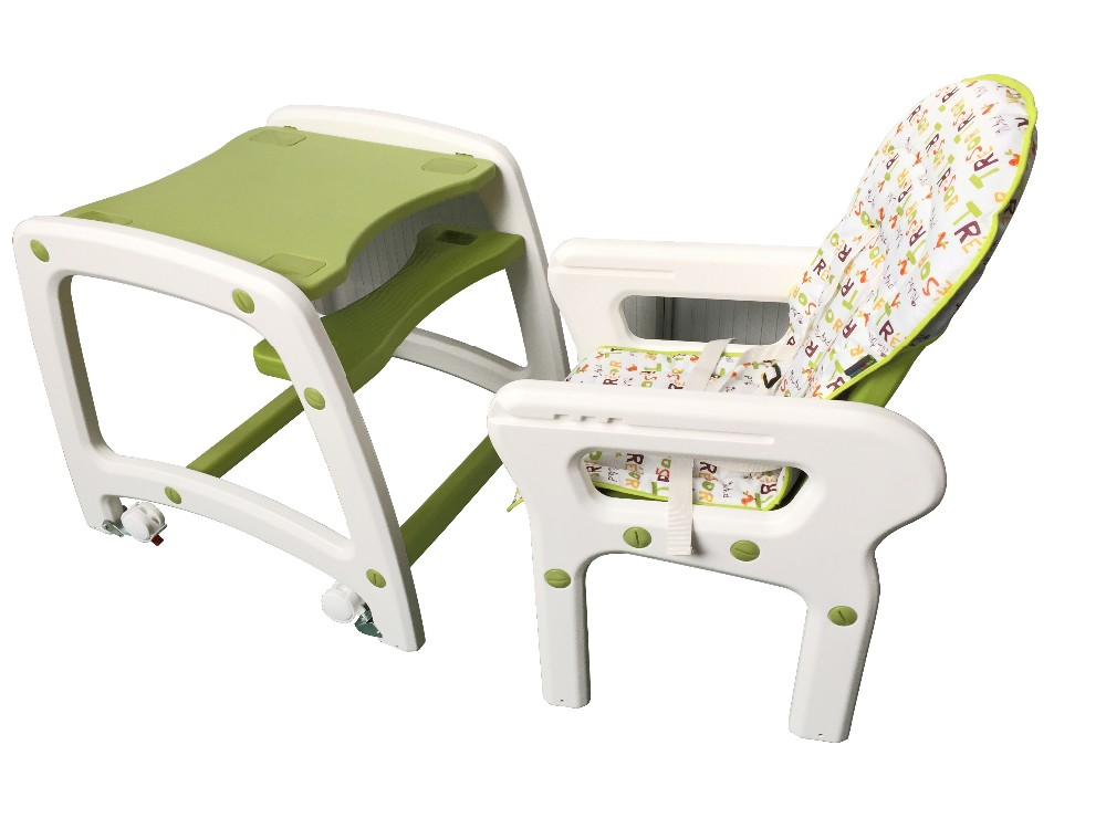 Dearbebe Baby Highchairs 3 In 1 Kids Feeding High Chairs