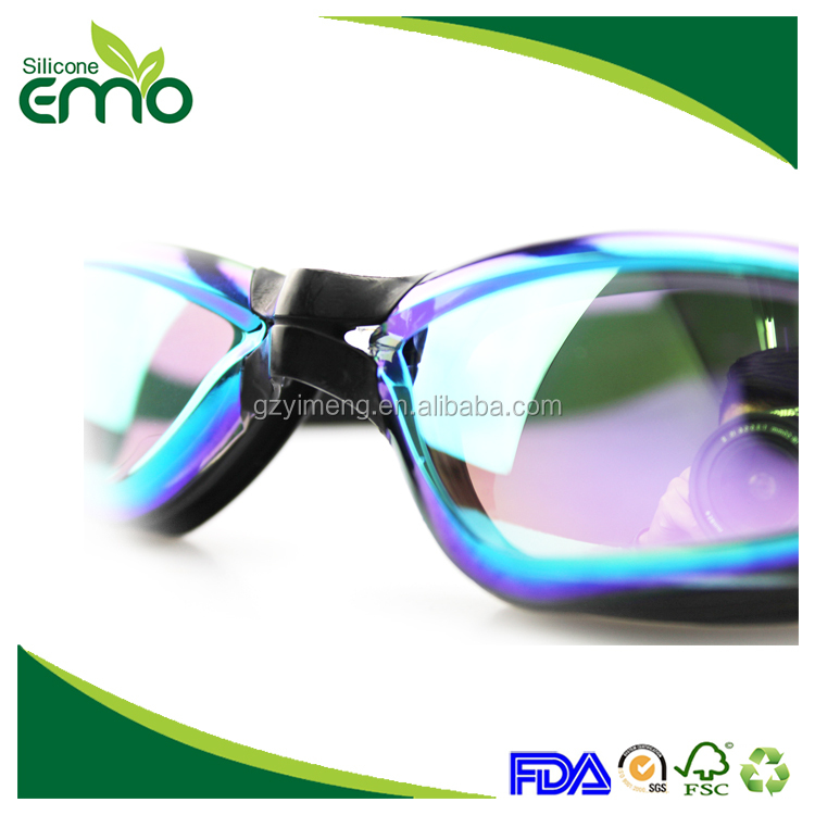 Safety Eco-friendly Enviromental Waterproof Optical Swimming Goggles