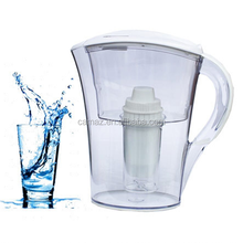 wholesale price Alkaline water picher for raising water PH level to 8.5, OEM is available