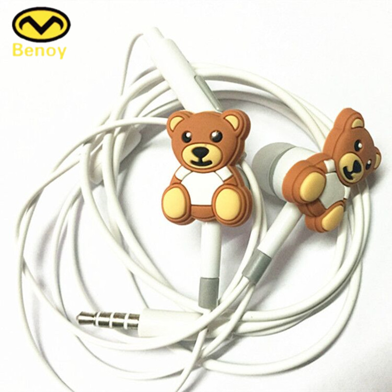 Promotion Lovely Cartoon In-Ear Earphone, Get Free <strong>Samples</strong>
