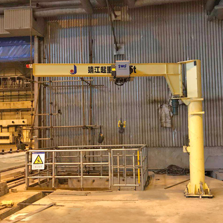 High Quality Workshop 1.5 ton crane jib crane